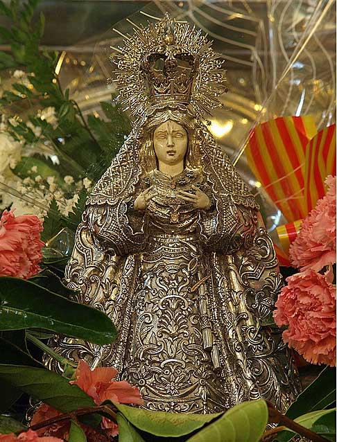 mejor Virgen pequeña en Mataró