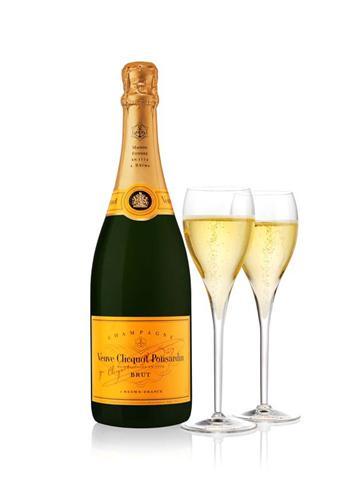 Lujuria es el champagne franc s bien s r gozarte - Coupe champagne veuve clicquot ...