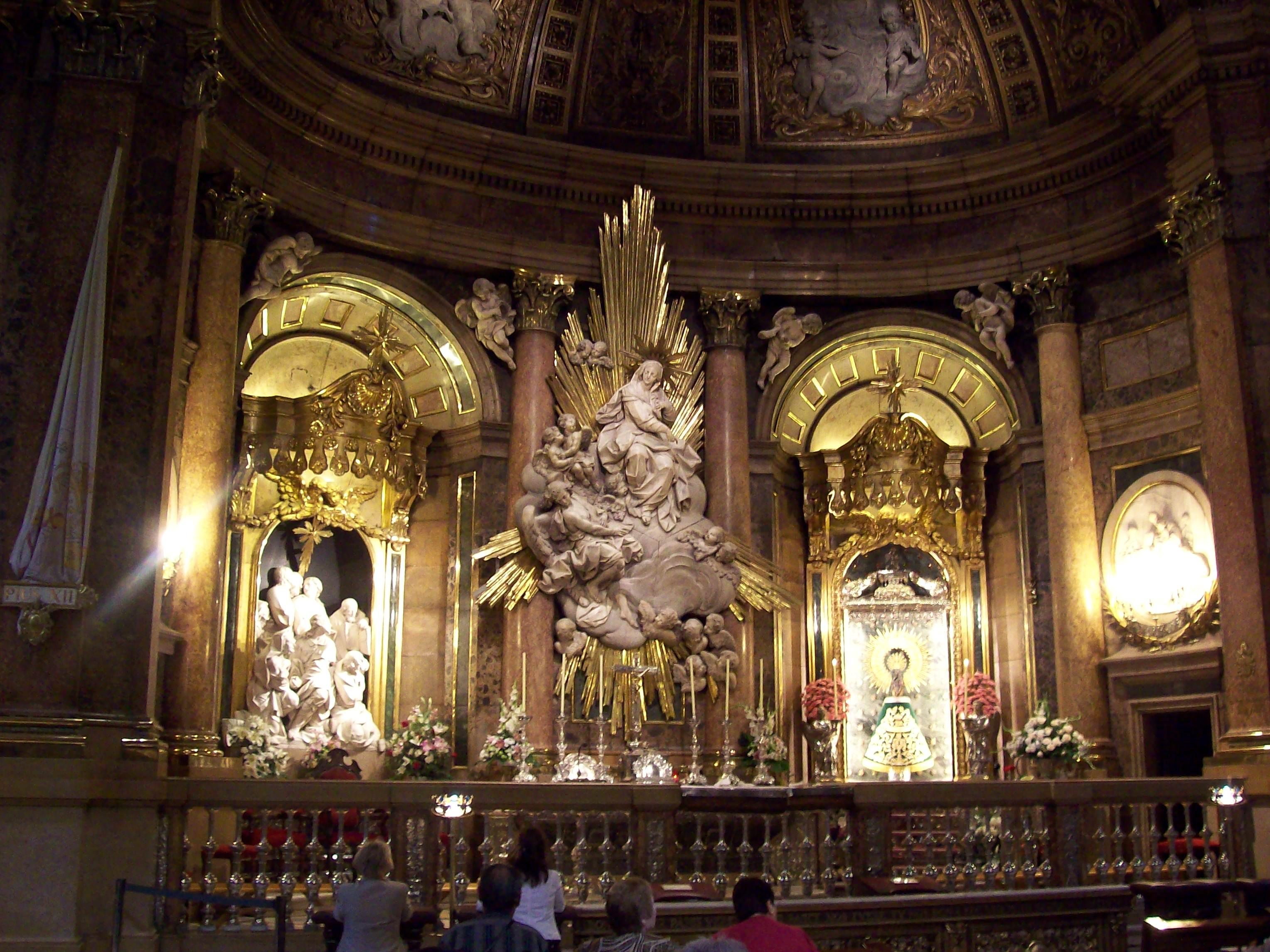 Santa Capilla del Pilar