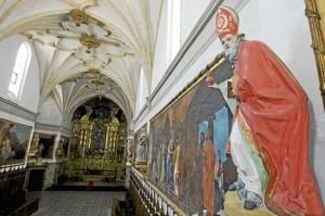 iglesia cartuja aula dei