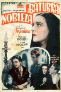 """Imperio Argentina rezaba ante la Virgen del Pilar en """"Nobleza Baturra"""""""
