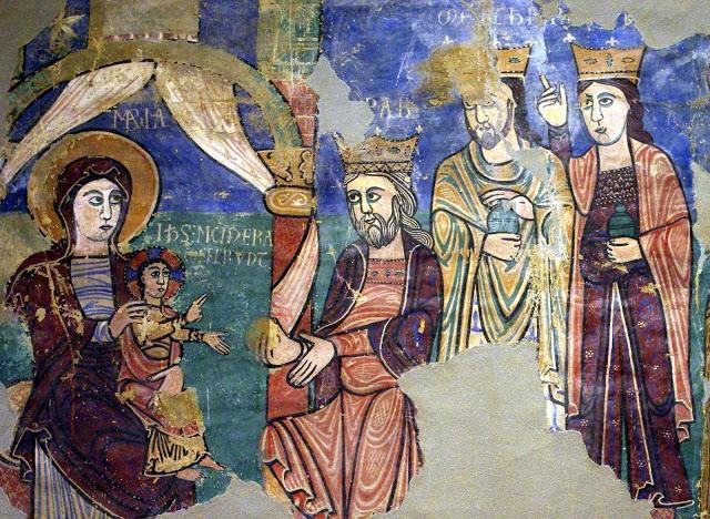Epifania de Navasa (Museo Diocesano de Jaca)