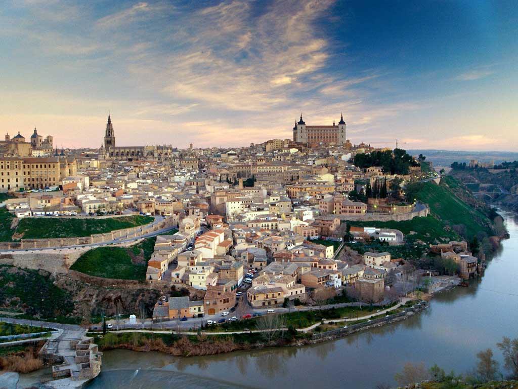 Lo primero, preparar el fin de semana en Toledo.